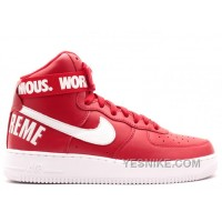 Big Discount! 66% OFF! Air Force 1 High Supreme Sp Supreme Sale 306881