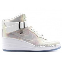 Big Discount! 66% OFF! Womens Lunar Force 1 Sky Hi Prm Qs Iridescent Sale