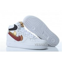Big Discount ! 66% OFF ! Air Force 1 High Retro Qs Purple Purple White Nike Air 254549