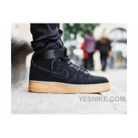 Big Discount ! 66% OFF ! Air Force 1 High Qs Nai Ke Gym Red Summit White