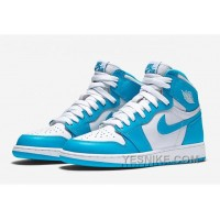 Big Discount! 66% OFF! Air Jordan 1 Retro High OG UNC Blue White