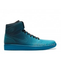 Big Discount! 66% OFF! Air Jordan 1 4lab1 Tropical Teal Sale