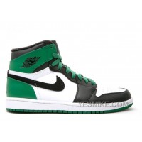 Big Discount! 66% OFF! Air Jordan 1 High Retro Boston Celtics Sale