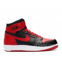 Big Discount! 66% OFF! Air Jordan 1 Hi The Return Bg Girls Bred Sale