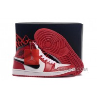 "Big Discount! 66% OFF! Air Jordans 1 High ""Chicago"" Shoes For Sale Online B4cDY"