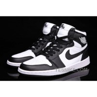 Big Discount! 66% OFF! Air Jordan 1 Retro High OG AJ1 / Black White
