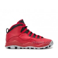 Big Discount! 66% OFF! Air Jordan 10 Retro 30th Bg Girls Bulls Over Broadway Sale