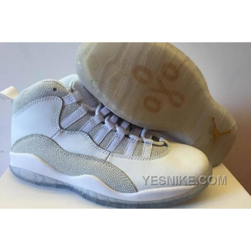 Big Discount 66 OFF Air Jordans 10 Retro OVO Summit White Shoes For Sale
