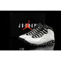 Big Discount! 66% OFF! Men's Air Jordan X Retro AAAA 206