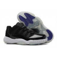 "Big Discount! 66% OFF! Cheap Air Jordan 11 Retro Low ""Space Jam"" For Sale"