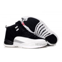 Big Discount! 66% OFF! AIR JORDAN 12 NOIR/BLANC Pas Cher