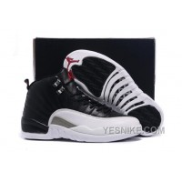 "Big Discount! 66% OFF! 2015 Air Jordan 12 Retro ""Playoff"" Cheap For Sale Online"