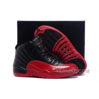 "Big Discount! 66% OFF! 2015 Air Jordan 12 Retro ""Flu Game"" Cheap For Sale Online"