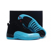 "Big Discount! 66% OFF! 2015 Air Jordan 12 Retro ""Gamma Blue"" Cheap For Sale Online"