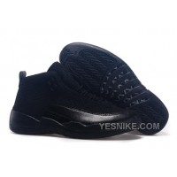 Big Discount! 66% OFF! Air Jordan 15LAB12 All Black For Sale Online