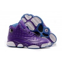 Big Discount! 66% OFF! Mens Air Jordan 13 Violet