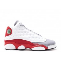 Big Discount! 66% OFF! Air Jordan 13 Retro Bg Girls Grey Toe Sale