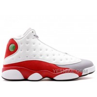 Big Discount! 66% OFF! Air Jordan 13 Retro Grey Toe Sale