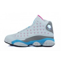 Big Discount! 66% OFF! Air Jordan 13 Retro Premium Reflective Silver Retail Women DB6Dr