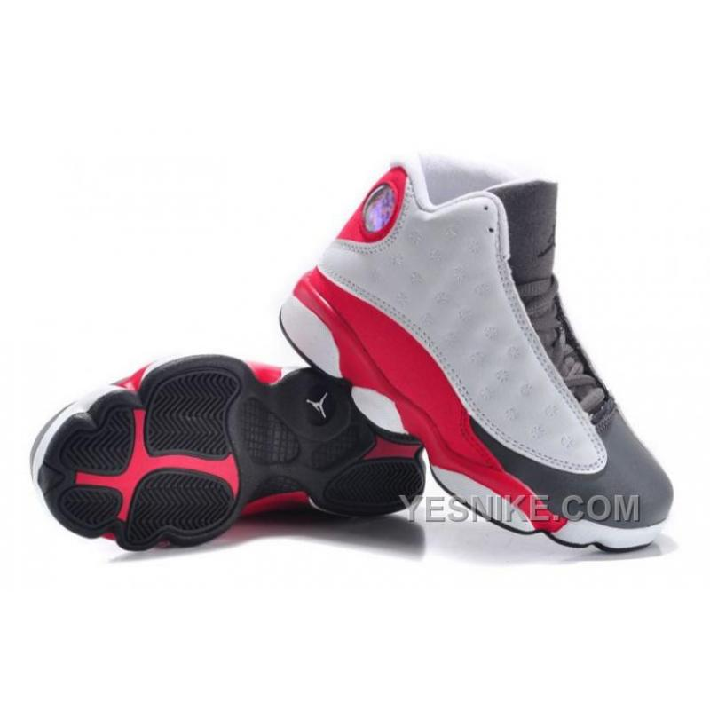 huge discount 1c548 25cad Big Discount! 66% OFF! Authentic Jordans Retro 13s Air Jordan 13 Low Bred  Gs Kids 2tyHX