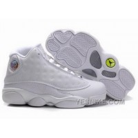 Big Discount! 66% OFF! Denmark Air Jordan 13 Xiii Womenss Shoes White Online XeZ6F