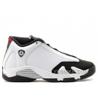 Big Discount! 66% OFF! Air Jordan 14 Girls Black Toe Sale