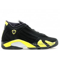 Big Discount! 66% OFF! Air Jordan 14 Retro Bg Girls Thunder Sale