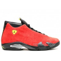 Big Discount! 66% OFF! Air Jordan 14 Retro Ferrari Sale