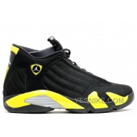 Big Discount! 66% OFF! Air Jordan 14 Retro Thunder Sale