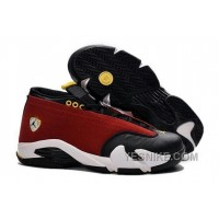 "Big Discount! 66% OFF! Newest Air Jordan 14 Low ""NBA 2K16″ For Sale"