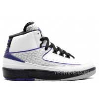 Big Discount! 66% OFF! Air Jordan 2 Retro Bg Girls Concord Sale