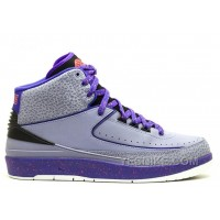 Big Discount! 66% OFF! Air Jordan 2 Retro Iron Purple Sale