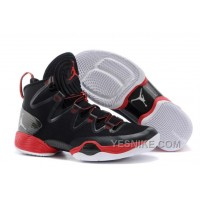 Big Discount! 66% OFF! Air Jordans XX8 SE Black/White-Anthracite-Gym Red For Sale