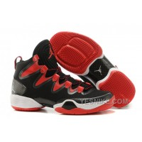 Big Discount! 66% OFF! Air Jordans XX8 SE Black Red For Sale TRnnA