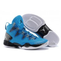 Big Discount! 66% OFF! Air Jordans XX8 SE Dark Powder Blue/White-Cool Grey-Black For Sale DZjx6