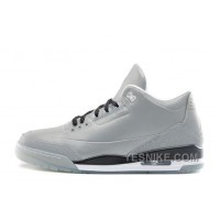 Big Discount! 66% OFF! Air Jordan 3 5Lab3 Reflective Silver/Black-White For Sale Online