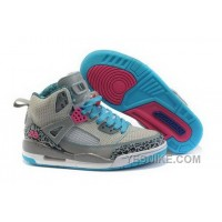 Big Discount! 66% OFF! Where To Buy Aaa Spizike Air Joran 3.5 Womens Shoes Discount For Sale Grey Blue RPYMa