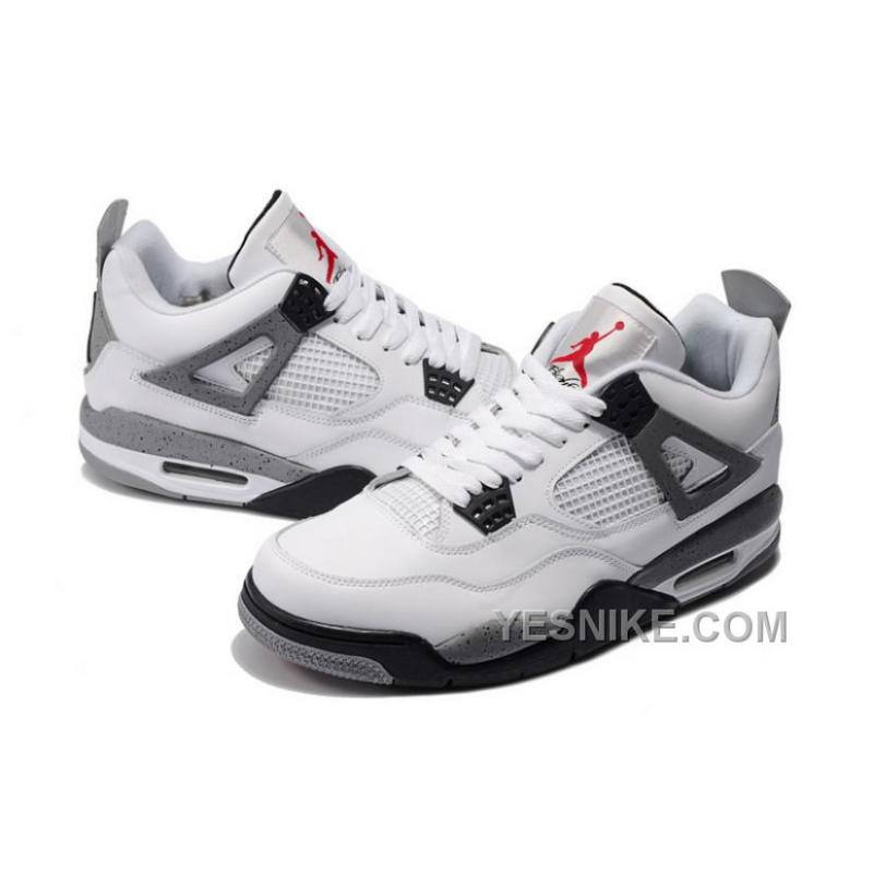 air jordan retro 4 cement restockit
