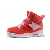 Big Discount! 66% OFF! Clearance Nike Air Jordan 4.5 Womens Shoes Red For Lovers 5T3bC