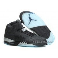 Big Discount! 66% OFF! Air Jordan 5 3Lab5 Black/Metallic Silver For Sale Cheap