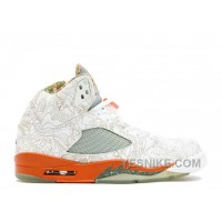 Big Discount! 66% OFF! Air Jordan 5 Ra Laser Sale