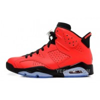 Big Discount! 66% OFF! Air JD 6 (VI) Retro Infrared 23/Black-Infrared 23 Cheap For Sale 2SJbp