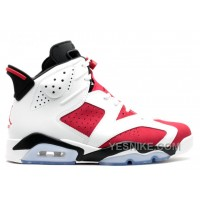 Big Discount! 66% OFF! Air Jordan 6 Retro Carmine Sale
