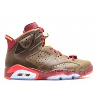 Big Discount! 66% OFF! Air Jordan 6 Retro Cigar Sale