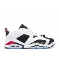 Big Discount! 66% OFF! Air Jordan 6 Retro Low Gg Girls Fuchsia Sale
