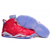 "Big Discount! 66% OFF! Air Jordans 6 Retro ""Slam Dunk"" Varsity Red/Varsity Red-White For Sale BsB3e"