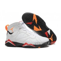 Big Discount! 66% OFF! Air Jordan 7 (VII) White/Black-Cardinal Red-Bronze For Sale