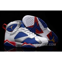 "Big Discount! 66% OFF! 2016 Air Jordan 7 Olympic ""Tinker Alternate"" For Sale"