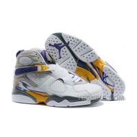 "Big Discount! 66% OFF! Air Jordan 8 Retro ""Kobe Bryant"" PE Cheap Online For Sale"