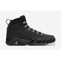 Big Discount! 66% OFF! Air Jordan 9 Anthracite 2015 Black And White For Sale